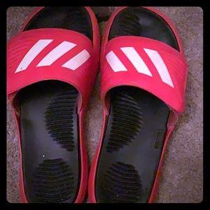 Adidas men's slip ones/slides